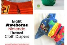 Awesome Nintendo Themed Stuff / Fun things for the kids with a Nintendo theme.  Mostly just mario/Zelda.