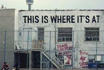 places & spaces.