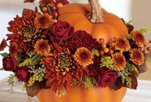 Thanksgiving Craft & Decor Ideas / Thanksgiving home decorating and style ideas.