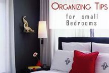 Bedrooms / Bedroom DIY plans, sewing patterns, and themed decorating ideas.