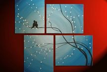 """Crafty things / My """"I wish I was this crafty"""" board.  / by Aubree Holsapple"""