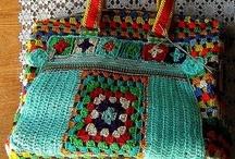 Crochet Knitting Inspiration (no pattern)