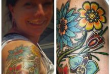 Tattoos / by Kelly Anderson
