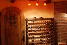 Home Bars & Wine Cellars / Home bars & wine cellars / by Faux Panels.com