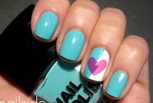 Future fingernail fancies / by Joan Swift Massey