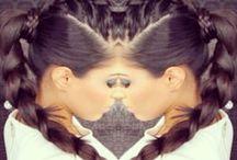 All That Hair / by Niki M. Quintela