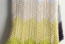 Mantas Coloridas de crochê