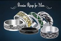 promise rings for men / On Gem Avenue you will find high quality mens promise rings at very affordable discount prices.  Our collection of mens promise rings include sterling silver promise rings, gemstone promise rings, and cubic zirconia promise rings in Celtic, Southwestern, and modern themes.  Add engraving for $5.99! Buy Now