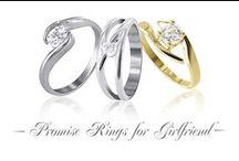 promise rings for girlfriend / Looking for a promise ring for your girlfriend, significant other, or intended girlfriend or significant other? You've come to the right place! Gem Avenue offers the best of sterling silver, cubic zirconia, and gemstone promise rings and engagement rings all at discount prices.