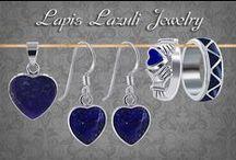 lapis lazuli jewelry / lapis lazuli jewelry on gem avenue