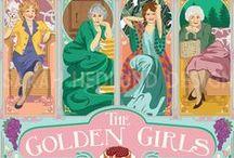 Golden Girls Guest Room / Inspiration for my Golden Girls themed guest room.