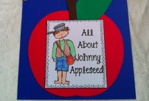 Johnny Appleseed With PB & J / by Teaching with PB & J