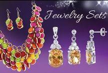 Jewelry Sets on Gem Avenue