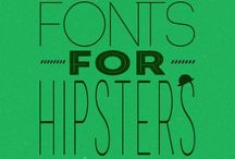 Free Fonts With PB & J / by Teaching with PB & J
