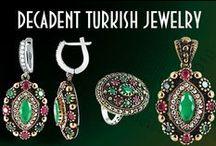 Decadent Turkish Jewelry