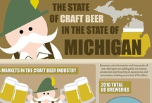 Great Lakes, Great Brews! / Michigan: The Great Beer State / by Great Lakes Bay Region CVB
