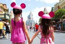 Disney Trip / Planning for our trip to Disney - summer of 2014! / by Julie K