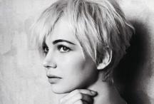 Short hair is sexy hair!  / by Brittani Morton