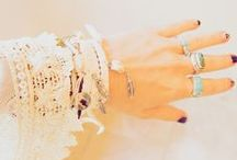 Rings on her fingers & Bells on her shoes  / Wedding Day Jewels & Accessories
