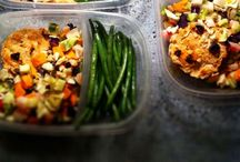 Meal Prepping / by Niki M. Quintela