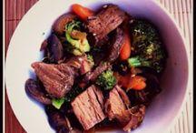 Crock Pot Meals / by Niki M. Quintela