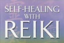 Reiki Self Healing / by Niki M. Quintela