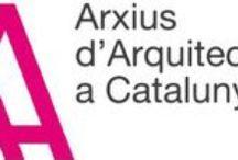 #arxius_arq_urbanisme / Informació sobre on localitzar informació sobre arquitectura i urbanisme, especialment a Catalunya