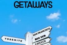 California Weekend Getaways / California weekend getaway travel tips: how to plan a quick escape you'll love. From California Travel Expert Betsy Malloy at gocalifornia.about.com/od/topcalifornia/a/getaways.htm