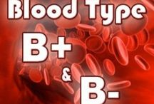 Blood Type Diet / by Niki M. Quintela