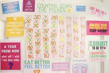 Motivational Boards  / by Niki M. Quintela