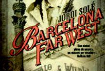 #Barcelona_escenari_novel.la / Sel·lecció de novel·les de la biblioteca ambientades a Barcelona