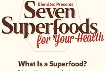 Superfoods / by Niki M. Quintela