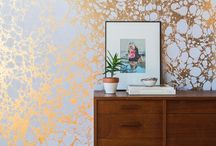 Wallpaper and Wall Treatments / Contemporary wallpaper and wall treatments