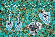 Southwestern Jewelry / Southwestern Style Jewelry