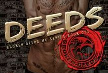 Deeds (Broken Deeds MC Book 1) / Broken Deeds MC series book one