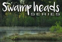 Cyrus Swamp Heads Book One / Cyrus is the first novella in The Swamp Head Series, seven book novella series based on a family born and raised in the swamp. Each sibling will get their own INSTAlove story told and even though it is a series, each book is a standalone. Come meet Cyrus and his other six brothers and sisters; Chester, Earle & Zeke (twins), Roscoe, Hallie Mae & Elsie (twins). Although they each have their own character and language. All fun and games with a bite and a little mud.