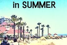 California in Summer / California in June, July, August: Travel-worthy events you'll love, what you need to know about weather. From California Travel Expert Betsy Malloy at gocalifornia.about.com