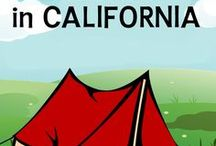 Camping in California / The best places to go for camping in California. From California Travel Expert Betsy Malloy at gocalifornia.about.com