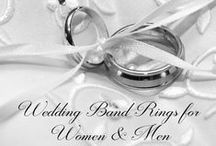 Wedding Band for Woman and Man / Wedding bands are probably the most recognizable and oldest form of ring on the planet. Wedding bands at Gem Avenue are available in a variety of metals; we have wedding rings in gold, silver and even stainless steel wedding bands. We have Wedding bands for Women & men wedding bands available in gold, silver and stainless steel. We can provide a customized wedding ring with engraving of anything you would like.