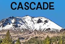 Shasta Cascade / Everything north of Wine Country and east of the coast in Northern California. From California Travel Expert Betsy Malloy http://gocalifornia.about.com