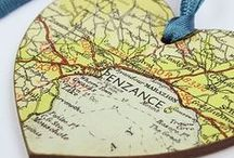 Souvenir Ideas / Ideas for great souvenirs and what to do with your mementos when you get them home
