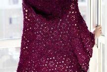 Clothing crochet