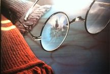 Harry Potter LOVE / These books made my life magical and happy, without them I would be cold and sad / by Lily Slimm