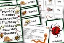 Animal Topics - Teaching Ideas - Activities - Art & Crafts for Children