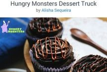 Hungry Monsters / Home bakery soon expanding to a Dessert truck! Check out our crowdfunding campaign on www.ketto.org/hungrymonsters