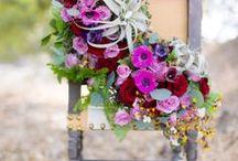 Flowers to arrange