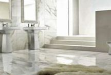 Porcel Thin Tiles / Ultra thin large format porcelain wall and floor tiles