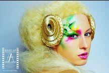 Fashion makeup / Fashion makeup