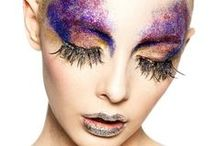Inspiring faces: hair and make up