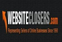 WebSiteClosers / WebsiteClosers.com was created to fulfill a need in the marketplace for Sellers of Online Businesses (eCommerce, Amazon, etc.) to be well represented by a brokerage whose owners currently own and operate a number of businesses, including eCommerce and Amazon business, and that has already closed over $30 Million in business transactions. For more information, please visit http://www.websiteclosers.com